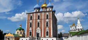 Отдых в Рязани, достопримечательности Рязани, как добраться и что посмотреть