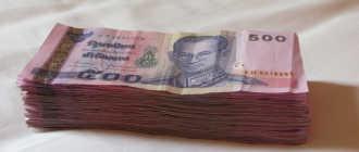 Сколько мы тратим денег в Таиланде за 30 дней?
