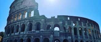 Главные достопримечательности Рима — фото и описание