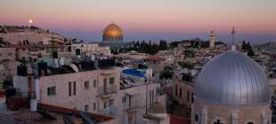 Святые места и известные достопримечательности Иерусалима