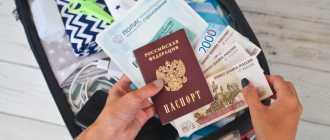 Нужен ли паспорт РФ при выезде за границу в аэропорту