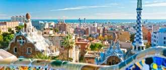 Что посмотреть в Барселоне за 3 дня самостоятельно – маршрут, фото, описание, карта
