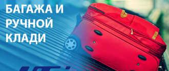 Багаж и ручная кладь Ютэйр (Utair): нормы и правила провоза, стоимость, тариф лайт