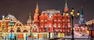 Куда поехать зимой в России в 202121 году?