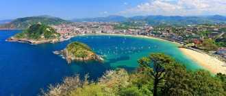 Сан Себастьян Испания достопримечательности: лучшие места для пляжного и культурного отдыха на элитном курорте