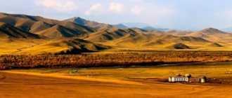 Переезд на ПМЖ в Монголию