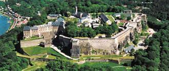 """Национальный парк """"Саксонская Швейцария"""" и крепость Кёнигштайн"""