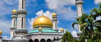 Россияне могут пребывать в Брунее без визы до 14 дней