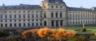 Карта Вюрцбургской резиденции, где находится Вюрцбургская резиденция на карте мира
