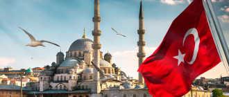 Виза в Турцию — Оформление визы в Турцию для россиян в Москве