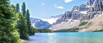 Национальный парк Банфф, Канада — подробная информация с фото