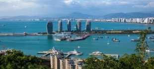 Китайский курорт Санья: история, месторасположение и достопримечательности