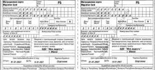 Пересечение границы для обновления миграционной карты России в 2021 году — объясняем обстоятельно