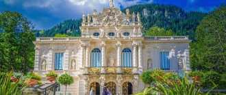 Фото Дворца Линдерхоф (91 фото)