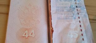 Сколько денег стоит поменять паспорт в 20 лет в 2021 году